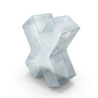 Ice Symbol X PNG & PSD Images