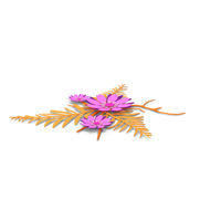 Paper Flowers PNG & PSD Images