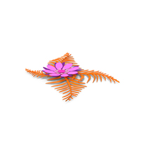 Paper Flower PNG & PSD Images