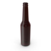 Clean Brown Beer Bottle PNG & PSD Images