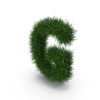 Grass Letter G PNG & PSD Images