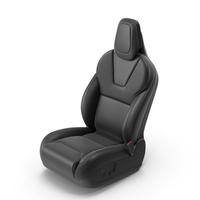 Сar Seat Black PNG & PSD Images