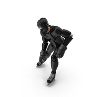 Humanoid Hockey Player PNG & PSD Images