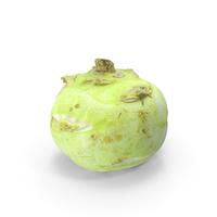 Kohlrabi  German  Turnip PNG & PSD Images