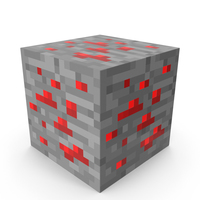 Minecraft Redstone Ore PNG & PSD Images