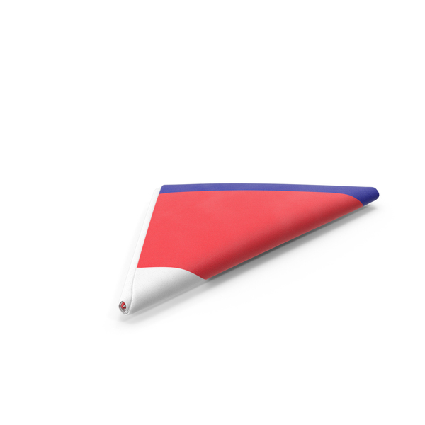 Flag Folded Triangle France PNG & PSD Images