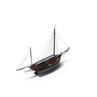 """Sailing Vessel """"Spray"""" PNG & PSD Images"""