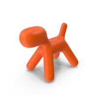 Puppy XS Statue PNG & PSD Images