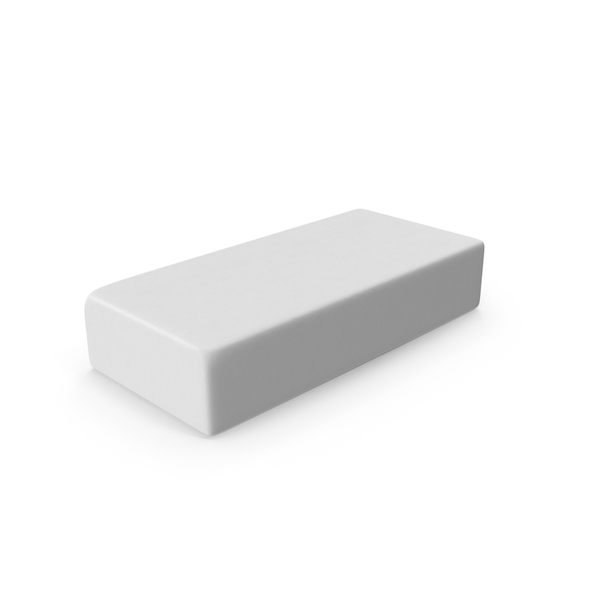 Eraser White PNG & PSD Images