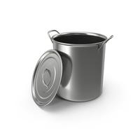 Metal Pot PNG & PSD Images