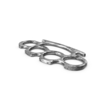 Brass Knuckles Ruined Steel PNG & PSD Images