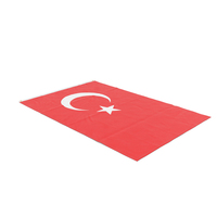 Flag Laying Pose Turkey PNG & PSD Images