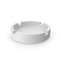 Ashtray White PNG & PSD Images