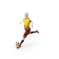 Soccer Player PNG & PSD Images