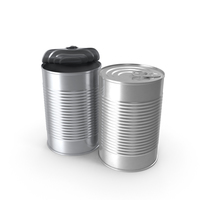 Tin Cans PNG & PSD Images