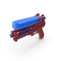 Generic Water Gun PNG & PSD Images