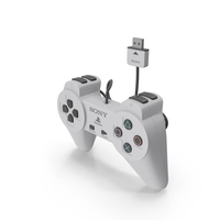 PlayStation Classic Controller PNG & PSD Images