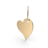 Heart Keychain PNG & PSD Images
