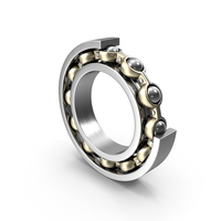 Sliced Bearing PNG & PSD Images
