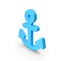 Anchor Web Icon PNG & PSD Images