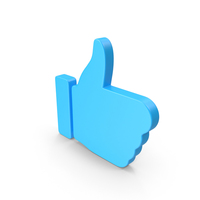 Thumbs-Up Web Icon PNG & PSD Images