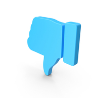 Thumbs-Down Web Icon PNG & PSD Images