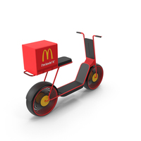 Mcdonald's Scooter PNG & PSD Images