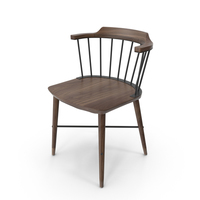 Exchange Dining Chair PNG & PSD Images