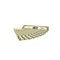 $2 Banknotes PNG & PSD Images