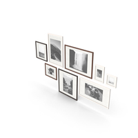 Photo Wall Art PNG & PSD Images