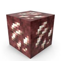 Minecraft Nether Quartz Ore PNG & PSD Images
