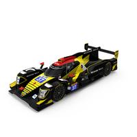 Jackie Chan DC Racing LMP2 PNG & PSD Images
