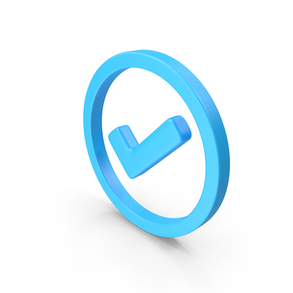 Check Circled Web Icon PNG & PSD Images