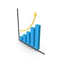 Bar Graph PNG & PSD Images