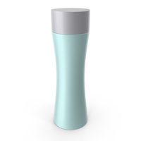 Plastic Cosmetic Container PNG & PSD Images