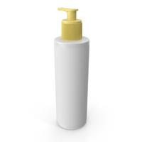 Plastic Pump Bottle PNG & PSD Images