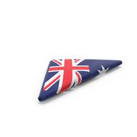 Flag Folded Triangle Australia PNG & PSD Images
