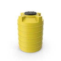 Storage Tank Yellow PNG & PSD Images