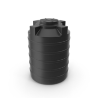 Water Tank Black PNG & PSD Images