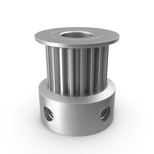 Pulley GT2 20 PNG & PSD Images