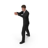 Businessman John Shooting PNG & PSD Images