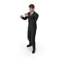 Businessman John Guarding PNG & PSD Images
