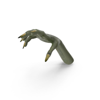 Creature Hand Reaching PNG & PSD Images