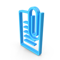 Attachment Web Icon PNG & PSD Images