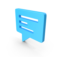 Comment Web Icon PNG & PSD Images