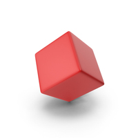 Red Cube PNG & PSD Images