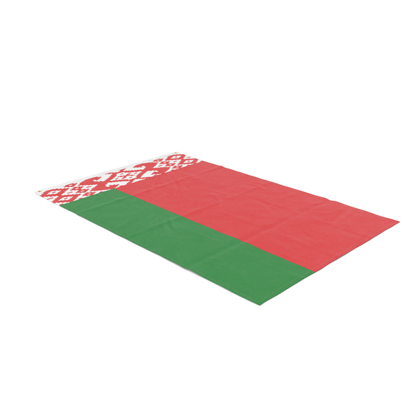 Flag Laying Pose Belarus PNG & PSD Images