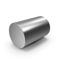 Chrome Cylinder PNG & PSD Images