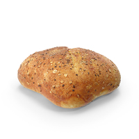 Bread with Seeds PNG & PSD Images
