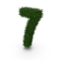 Grass Number 7 PNG & PSD Images